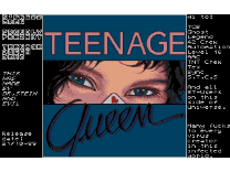 Teenage Queen demo (as The X'Press Crew)