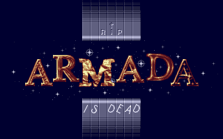 Aramada Is Dead Title