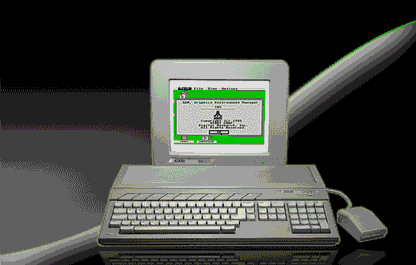 Atari ST Wallpaper