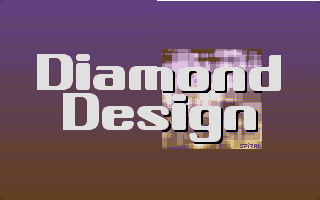 Diamond Design Logo #1