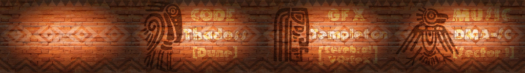 Tiki Temple Hall Credits