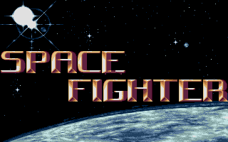 Spacefighter Title