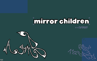 Numb Mirror Children