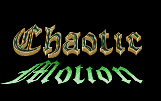 Chaotic Motion 3
