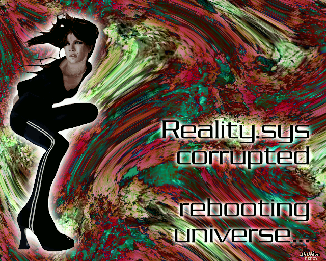 Reality.Sys Corrupted